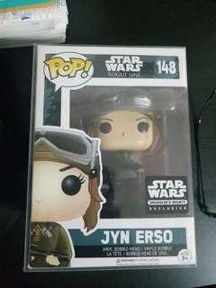 Funko Pop Star Wars - Jyn Erso (Smuggler's Bounty exclusive)