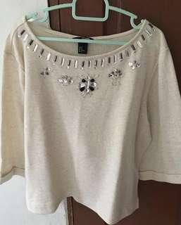 H&M Top with tag