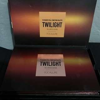 Focallure 18 Eyeshadow Palette Twilight (The Limited Edition)