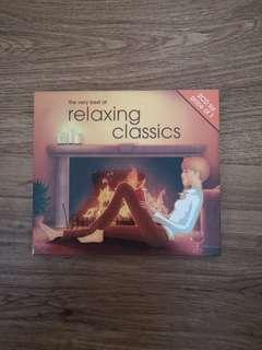 🚚 The Very Best of Relaxing Classics (2 CDs)