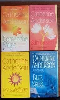 Catherine Anderson Book Set