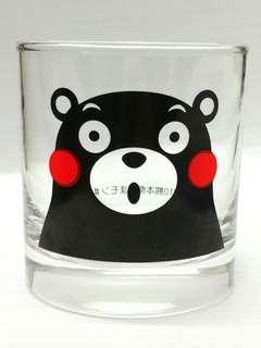 Kumamon 熊本熊玻璃杯