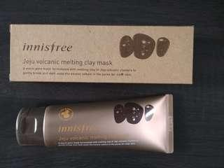 Innisfree Jeju Volcanic Melting Clay Mask
