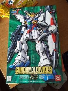 BNIB Gundam x Divider high grade
