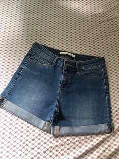 F&X Maong Shorts