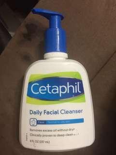 Cetaphil Daily Facial Cleanser 8 FL OZ (237 mL)