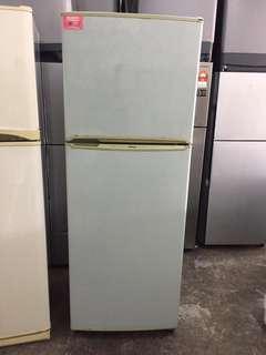 Fridge National Refrigerator Peti Sejuk Ice Ais Freezer 2 pintu Doors Refurbished