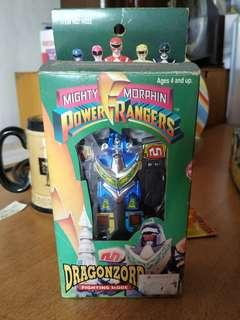 Power Rangers dragonzord