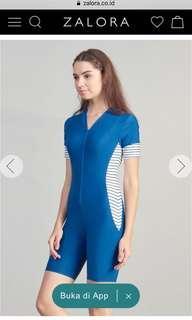 Lee Vierra swim suit/baju renang