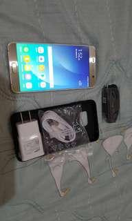 Samsung note 5 duos gold openline
