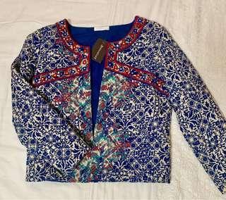 Promod Boho Chic Blazer/Jacket