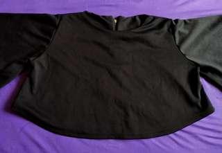 #BAPAU Black top