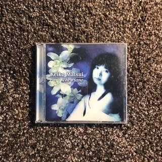 Keiko Matsui The Piano cd