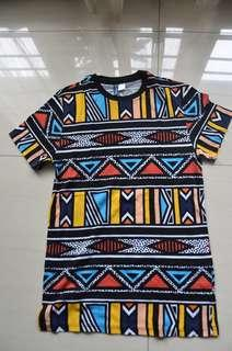 HnM Tribal T-Shirt Divide Collection