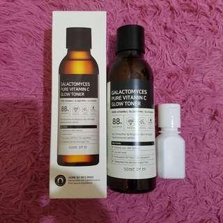 SHARE IN BOTTLE SOME BY MI GALACTOMYCES PURE VITAMIN C GLOW TONER