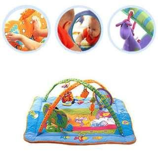 Baby Play Mat (Tiny Love Gymini Kick and Play Total Playground)