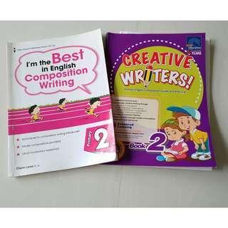 Pri 2 Composition Books