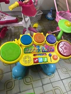 小童音樂打鼓