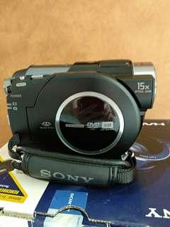 Videocam Sony hdr ux20e