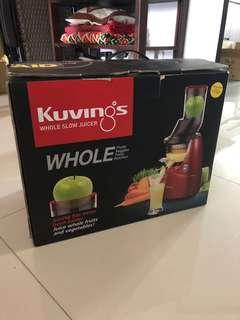 🚚 Kuvings Whole Slow Juicer