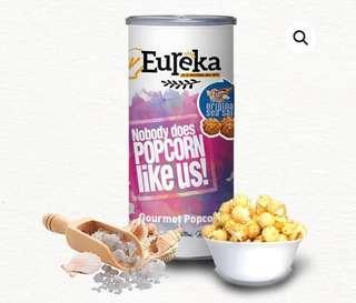 🚚 READY STOCKS | Eureka Gourmet Popcorn - Original Sea Salt 70g