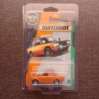 '70 Datsun 510 Rally (6-Spoke Wheel Variant)