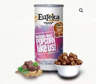 🚚 READY STOCKS | Eureka Gourmet Popcorn - Cocoa Malt 70g