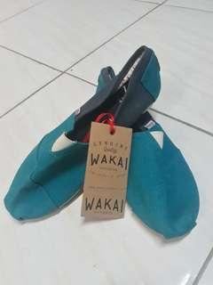 WAKAI shoes blue/turquoise size 41