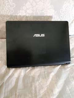 asus 14inchi slim body core duo cpu
