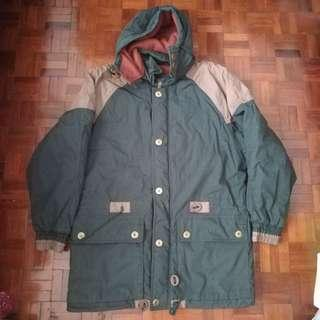 Spring / Autumn / Mild-Winter Jacket Parka Coat - MEN