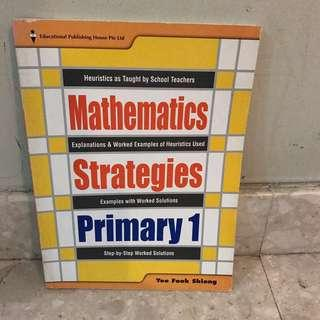 Mathematics Strategies Primary 1