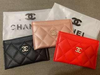 Chanel vip gift Card Holder💖