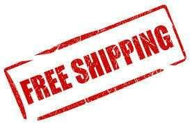 FREE SHIPPING FOR THE MONTH OF FEBRUARY!!!