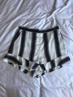 Bardot High waisted  Shorts