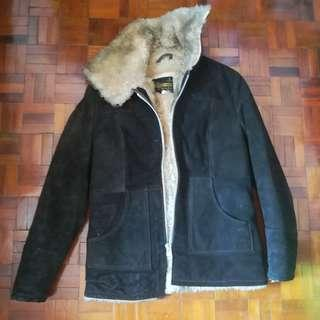 IBEX Made in ENGLAND - Fur Coat Jacket Parka - WOMEN / FEMALE