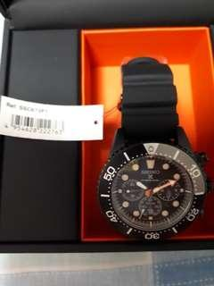 Watch SSC 673P1. Limited edition Watch