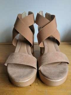 8ce28311b1 chunky heels 36 | Women's Fashion | Carousell Singapore