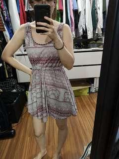 Elephant cotton dress (clearance!)