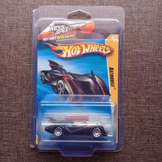 Batmobile Keys to Speed (2010 Mainline)