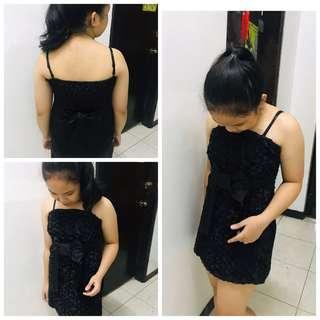 Pre-loved Black Rose 🥀 Dress