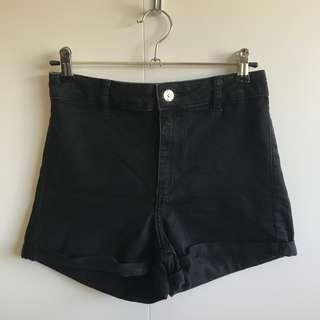 H&M high waisted shorts (AU10/EU38)