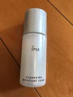 IPSA Cleansing Moisture Foam 潔面乳液旅行裝 25ml #newbieFeb19