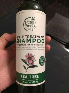 Petal Fresh tea tree shampoo