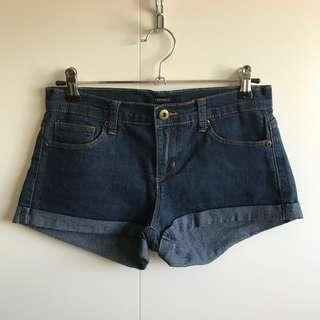 Forever 21 Blue Denim Shorts (AU6/EU34)