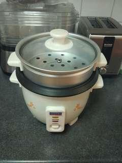 🚚 Rice cooker 0.6L