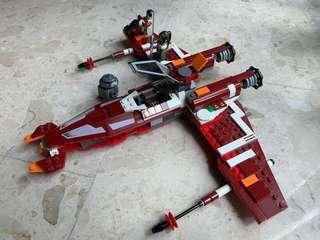 LEGO Republic Striker-class Starfighter (9497)