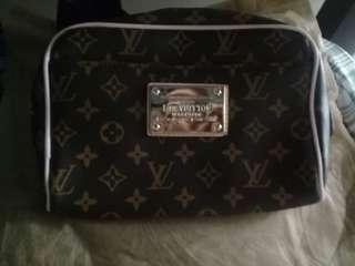 LV Inspired Beltbag