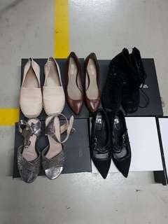 Witchery topshop Zara Steve Madden shoes