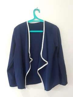 Outerware/Blouse Navy