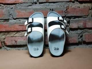 Sandal kulit wanita/sandal keren